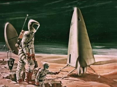 روس میں چاند اور مریخ کی تحقیقات سے متعلق انوکھے تجربات اور خلائی پروازوں کی مشقوں کافیصلہ