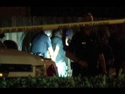 امریکی ریاست ٹیکساس میں ایک گھر سے بچوں سمیت 8افراد کی لاشیں برآمد ، ملزم گرفتار