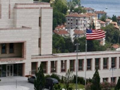 ترکی میں امریکی سفارتحانے پر فائرنگ ، پولیس سٹیشن کے باہر دھماکہ ، تین افراد جاں بحق، 10زخمی