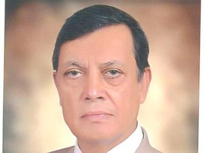 وفاقی اردو یونیورسٹی کے وائس چانسلر ڈاکٹر ظفر اقبال برطرف