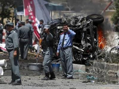 کابل ایئرپورٹ پر بم دھماکہ ،چارا فراد جاں بحق ،15زخمی