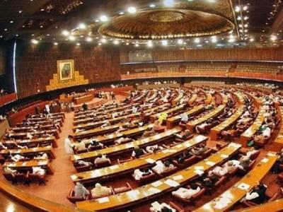 قصور واقعے پر قومی اسمبلی میں بحث کی اجازت نہ ملنے پر اپوزیشن جماعتوں کا واک آؤٹ