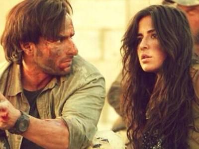 ہائی کورٹ :بھارتی فلم 'فینٹم کی نمائش روکنے کی درخواست پر نوٹس جاری