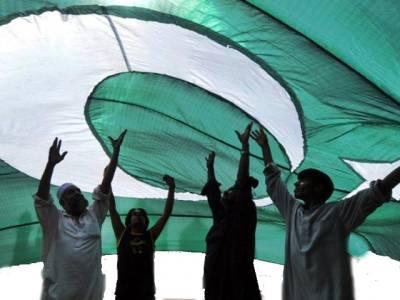 سعودی عرب میں بھی پاکستان کا یوم آزادی جوش و جذبے سے منایا گیا