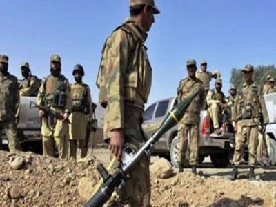 چاغی 'چیک پوسٹ پر حملہ ،تین ایف سی اہلکار شہید ،جوابی کارروائی میں دو دہشتگرد ہلاک