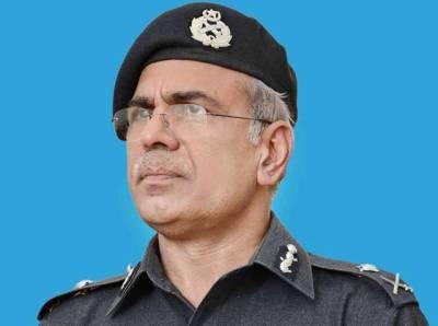 شجاع خانزادہ پر دو دہشت گردوں نے حملہ کیا:آئی جی پنجاب