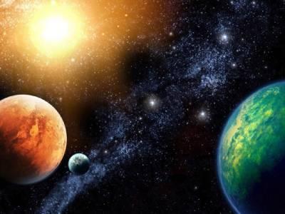 زمین سے 100 نوری سال کے فاصلے پر بچہ سیارہ دریافت