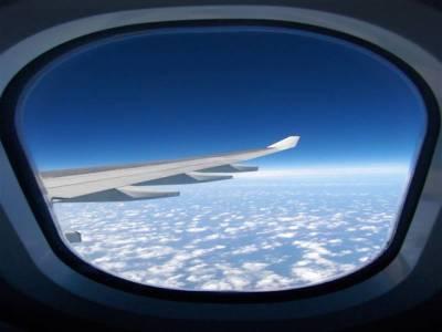 جہاز کی گول کھڑکیوں کے پیچھے چھپی دلچسپ وجہ