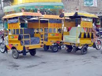 سندھ ہائیکورٹ کے موٹر سائیکل رکشا پر پابندی کیخلاف دائر درخواست پر حکومت سندھ سے جواب طلب