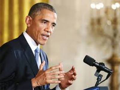 بہترین حفاظت دشمنوں کے ساتھ مذاکرات میں ہے،اوبامہ