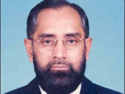 جسٹس انور ظہیر جمالی کی بطور چیف جسٹس آف پاکستان تقرری کا نوٹیفیکیشن جاری