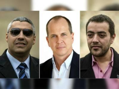 الجزیرہ ٹی وی سے تعلق رکھنے والے تین صحافیوں کو قید کی سزائیں سنا دی گئیں