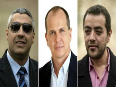 مصرکی عدالت نے الجزیرہ کے 3صحافیوں کوتین سال قیدکی سزاسنادی
