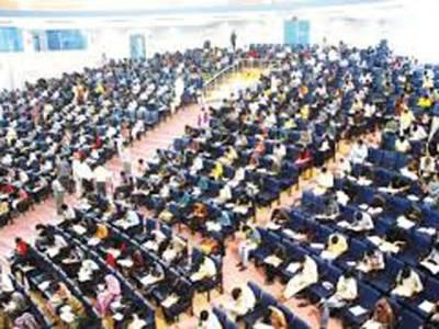 میڈیکل و ڈینٹل کالجوں میں 8 ہزار سے زائد سیٹوں پر انٹری ٹیسٹ