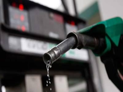 حکومت کا تیل کی قیمتوں میں سات روپے کے بجائے تین روپے کمی پر غور