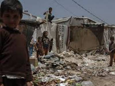 بھوک کا شکار4 ملین شامی مہاجرین میں سے اکثریت دم توڑ جائے گی:کمشنر برائے مہاجرین اقوام متحدہ کا خدشہ