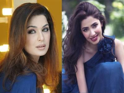 ماہرہ خان پر تنقید اداکارہ میراکومہنگی پڑگئی