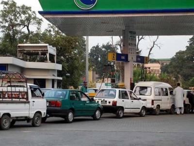پنجاب میں آج رات سے سی این جی سٹیشنز کھولنے کا اعلان