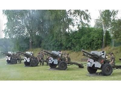 عوام خوفزدہ نہ ہوں ، یوم دفاع کے سلسلے میں توپیں چلائی جائیں گی: پاک فوج