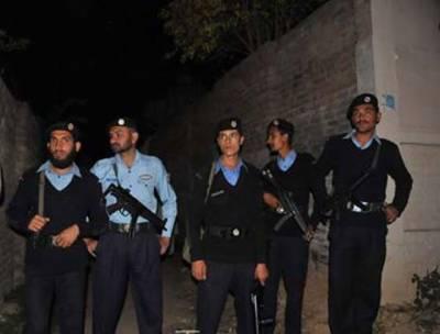 اسلام آباد میں اسلحے سے بھرے سات گودام برآمد