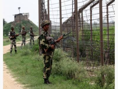 بھارت کی کنٹرول لائن پر سیز فائر کی ایک بار پھر خلاف ورزی ،پاک فوج کا منہ توڑ جواب :آئی ایس پی آر