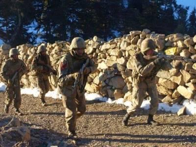شمالی وزیرستان ، چیک پوسٹ پر حملہ، میجر شہید،5 دہشت گرد ہلاک