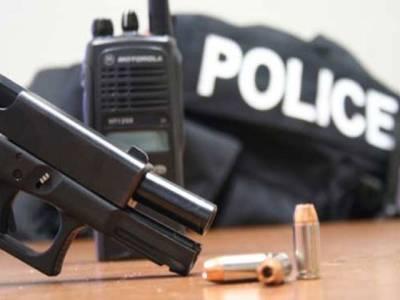 ہنگو میں سکیورٹی فورسز کی کاروائی، بھاری مقدار میں اسلحہ بر آمد