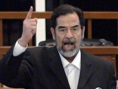 2003ءمیں امریکی فوجوں کے بغداد میں داخلے سے ایک دن قبل صدام حسین نے کیا حیران کن اقدام کیا؟ ناقابل یقین تفصیلات