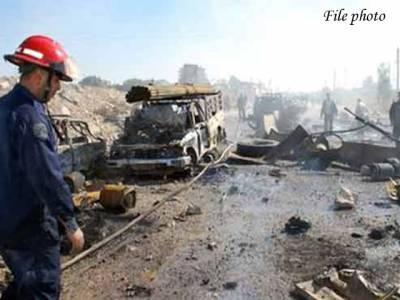 مارکیٹ پر بمباری 15 بچوں سمیت 60 جاں بحق' القاعدہ گروپ نے 56 مغوی فوجی قتل کر دیئے