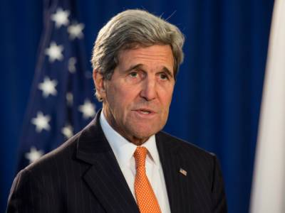 روس اور ایران بشارالاسد کو مذاکرات پر قائل کرنے میں مددگار ثابت ہو سکتے ہیں: جان کیری