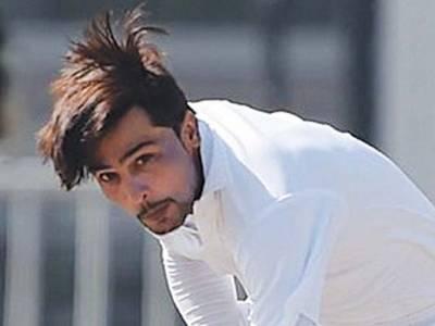 کرکٹ میں واپس آکر بہت خوشی محسوس کررہا ہوں، محمد عامر