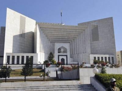 سپریم کورٹ :این اے 154، صدیق بلوچ کی نااہلی کے خلاف اپیل سماعت کے لئے منظور ،29ستمبرکو حکم امتناعی کا فیصلہ ہوگا