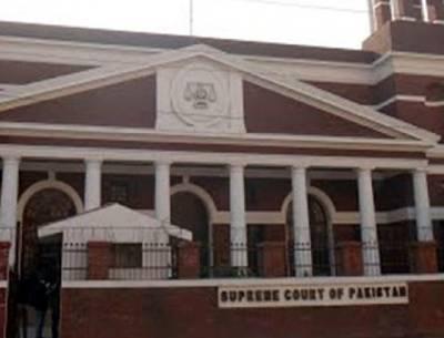 سپریم کورٹ :دوہرے قتل کے ملزموں کی درخواست ضمانت خارج ،ملزم ٹہلتے ٹہلتے فرار