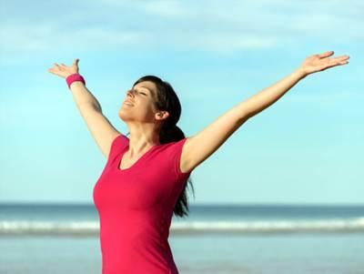 وزن کم کرنے کیلئے سانس کھینچنے کا درست طریقہ