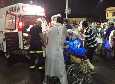 کرین حادثہ میں زخمی عازمین کو حج کی سعادت سے سرفراز کرنے کیلئے خصوصی انتظامات