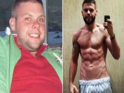 34کلو وزن کم کرنے والے شخص نے کامیابی کا انتہائی آسان نسخہ بتا دیا