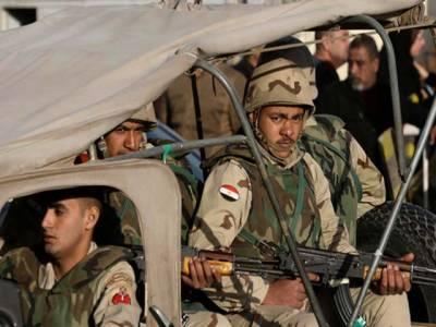 مصر' سیناءمیں بم دھماکے میں دو پولیس اہلکار ہلاک،داعش نے ذمے داری قبول کر لی