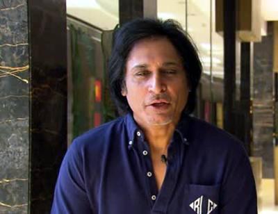 پاکستانی ٹیم کی فیلڈنگ دیکھ کر بہت خوش ہوا: رمیز راجہ