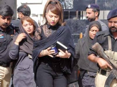 ایان علی پر فردِ جرم کی کارروائی 8 اکتوبر تک ملتوی