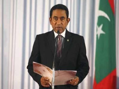 کشتی میں دھماکہ ،مالدیپ کے صدر بال بال بچ گئے