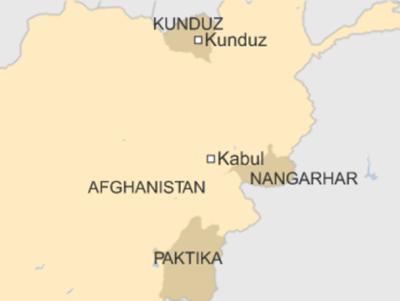 طالبان نے افغان شہر قندوز کے آدھے حصے پر قبضہ کرلیا