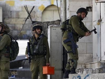 اسرائیل نے جنوبی نابلس کو فوجی علاقہ قرار دیدیا