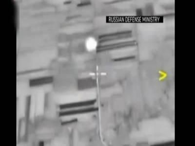 روس کی فضائی کارروائی کے خدشے کے پیش نظر داعش نے بیشتر مقامات پر جمعہ کی نماز نہیں پڑھی: رپورٹ