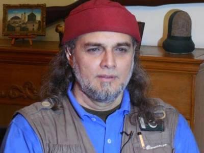 سعودی عرب میں قید دفاعی تجزیہ نگار زید حامد پاکستان پہنچ گئے : رپورٹ
