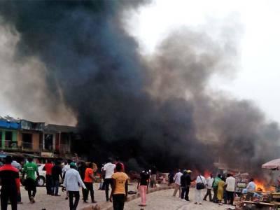 نائجیرین دارالحکومت کے نواح میں دو بم دھماکے،20 سے زائد افراد ہلاک