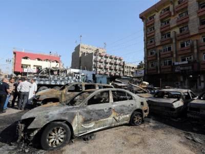 رمادی میں ہونیوالے خودکش حملے میں ملوث خودکش بمبار اردن کی پارلیمنٹ کے ممبر میزن الڈھالین کا بیٹانکلا