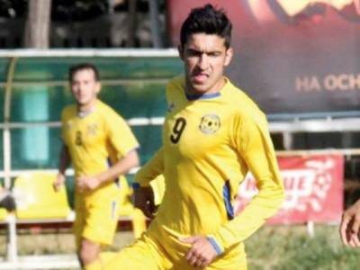 پاکستانی فٹبالر کلیم اللہ کو امریکی کلب سے کھیلنے کا اعزاز حاصل ،یورپی کلبوں کی بھی پیشکش