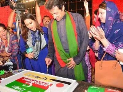 عمران خان کی آج 63ویں سالگرہ ،اہلیہ ریحام مبارکباد دینے میں بازی لے گئیں