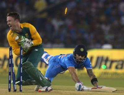 دوسرا ٹی 20: بھارتی ٹیم جنوبی افریقہ کے خلاف دوسرے کم ترین سکور 92 پر آﺅٹ ہو گئی