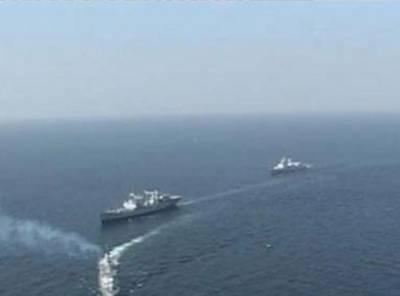 بھارت، جاپان اور امریکہ کی خلیج بنگال میں مشترکہ بحری مشقیں شروع،چین میں تشویش پیدا ہونے کا خدشہ
